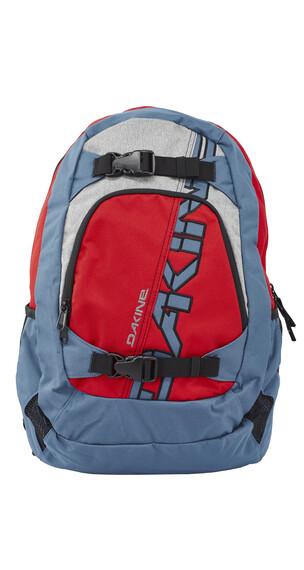 Dakine Exp. 26L - Sac à dos - rouge/Bleu pétrole